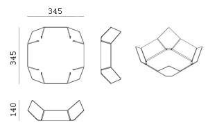 poligono-centrepiece-measures